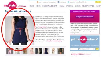 mystyle.com Feature