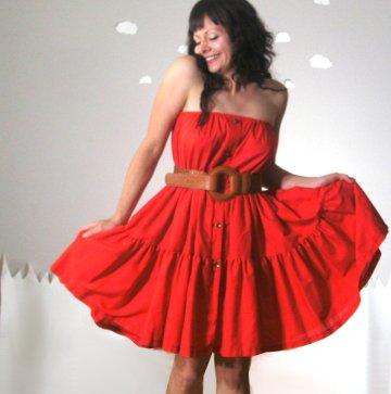 Revamped Vintage Dress