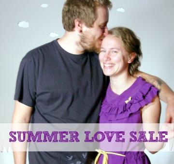 SUMMER LOVE SALE!