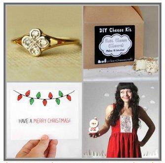 Handmade Holidays: Online Shopping