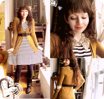 Mustard Seed outfit