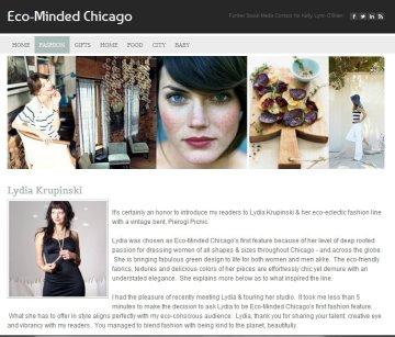 eco-minded chicago