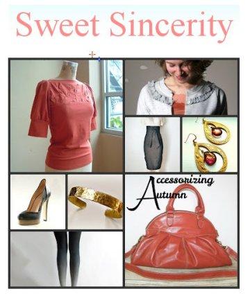 sweet sincerity