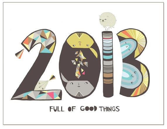 2013 Full of Good Things by Laura George aka Berger