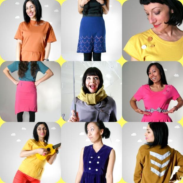 Pierogi Picnic: Color Crazy Fashion