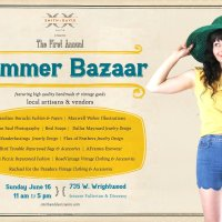 Events: Lincoln Park Summer Bazaar