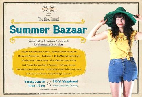 Chicago Summer Bazaar