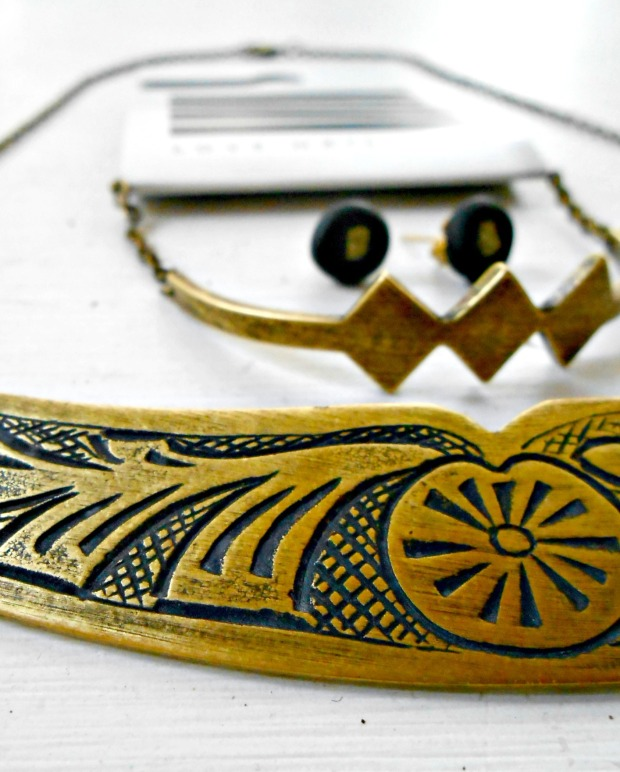 Necklace & Bracelet by Love Nail Tree