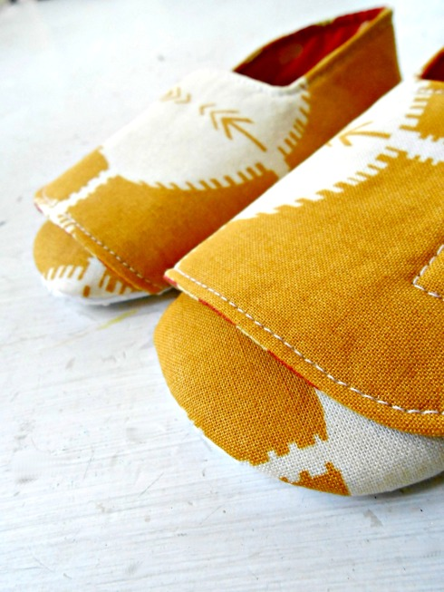 By Mindy handmade baby shoees