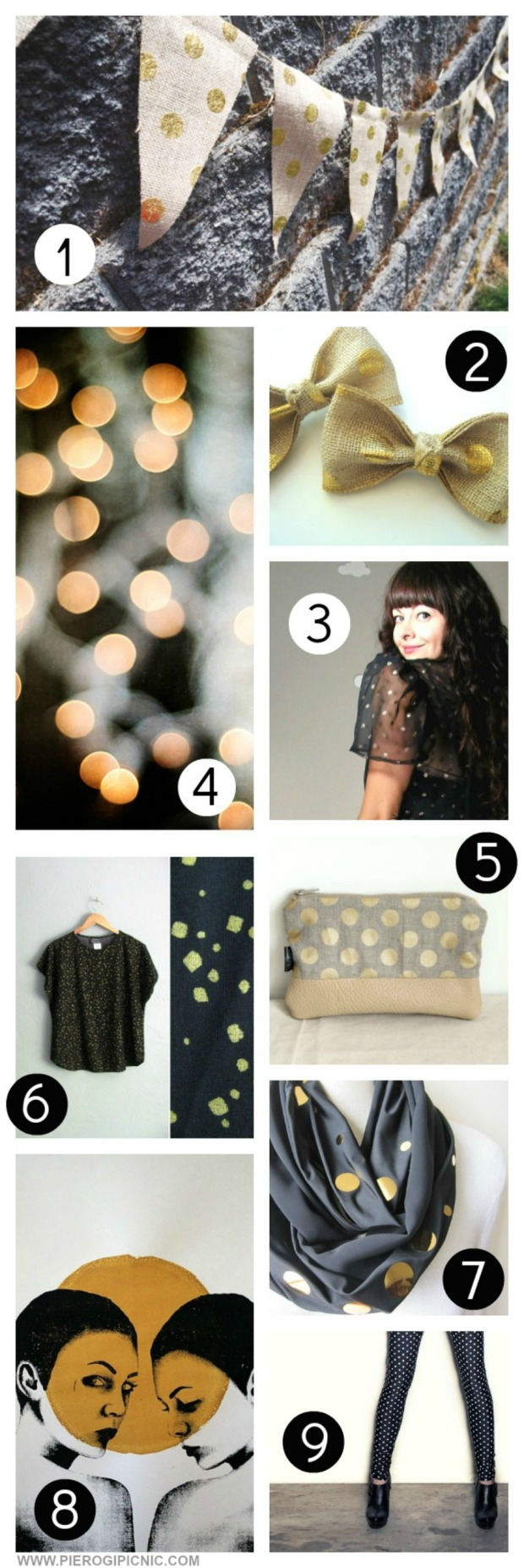 polka dot pretty: trend