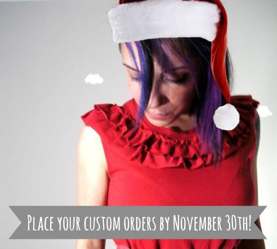 pierogi picnic: custom order deadline