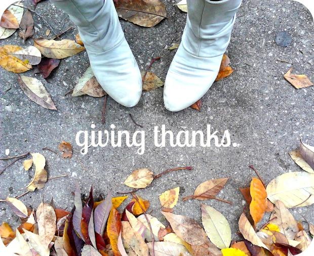 pierogi picnic: giving thanks 2013
