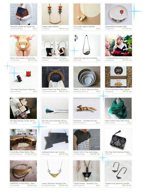 etsy: handmade gift ideas