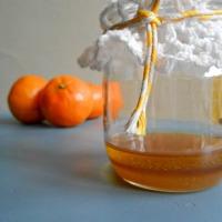DIY: Clementine Facial Scrub