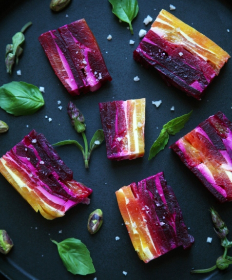 Beet & Goat Cheese Jewels