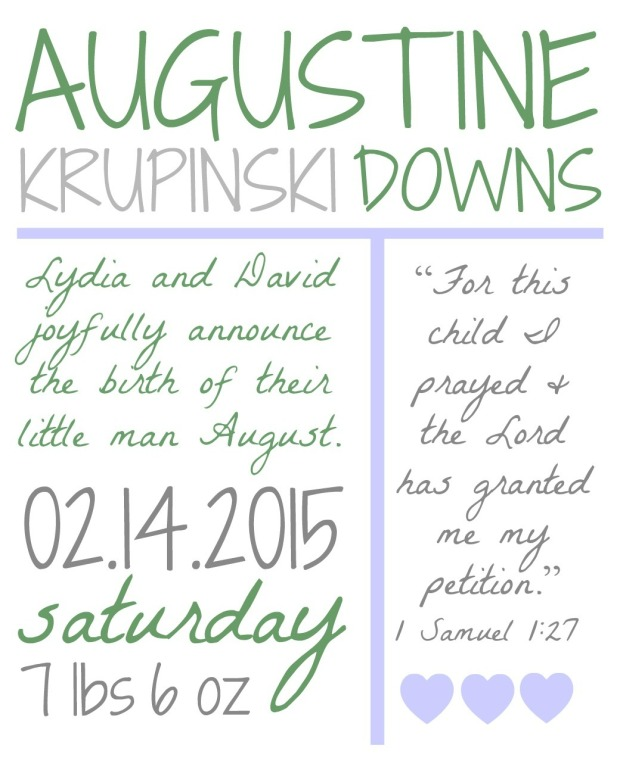 August birth announcement back cropped